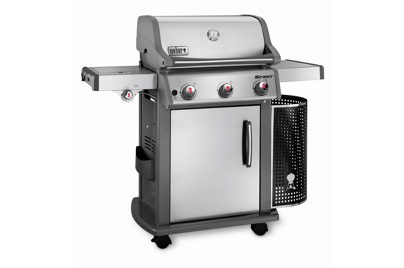 Barbecue americain weber spirit premium s320 2013 3676978 darty - Nettoyage grille barbecue weber ...