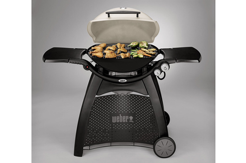 barbecue americain weber q3000 56060053 3846288 darty. Black Bedroom Furniture Sets. Home Design Ideas