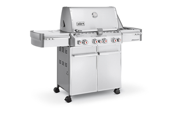 Barbecue americain SUMMIT S470 INOX Weber
