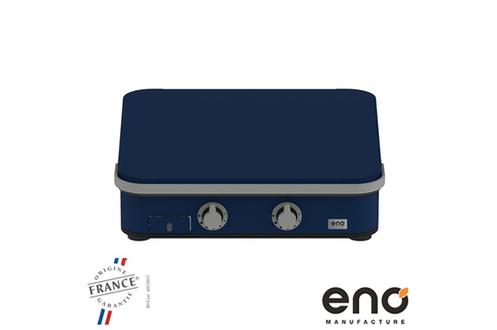 Plancha enosign 65 bleu navy avec capot