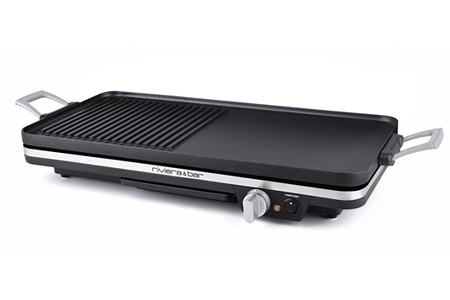 Plancha riviera et bar qp 436 a powerzone darty - Barbecue grill et plancha ...
