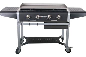 Barbecue americain Brasero BENNA NOIRE