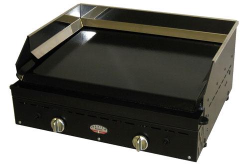 avis clients pour le produit plancha pro forge adour iberica 600 acier 2 feux. Black Bedroom Furniture Sets. Home Design Ideas