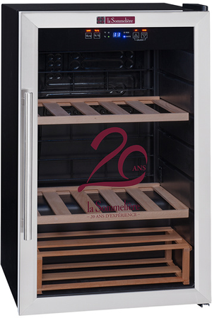 cave de service la sommeliere ls40 anniv darty. Black Bedroom Furniture Sets. Home Design Ideas