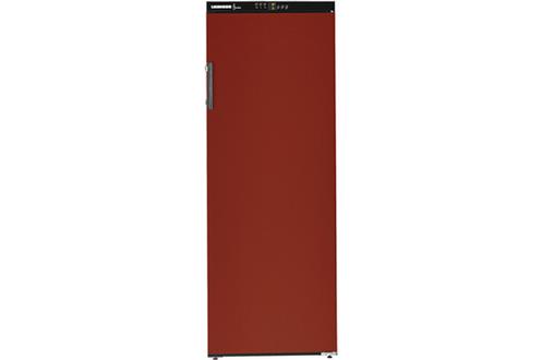 Capacité 200 bouteilles (type Bordeaux) Clayettes en bois (hêtre) - Alarme sonore Système anti-vibrations - Classe A Niveau sonore 40 dB - Thermostat de sécurité