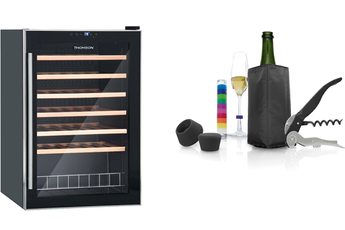 Cave de service MILLESIME 48 COFFRET CADEAU 5 PIECES Thomson