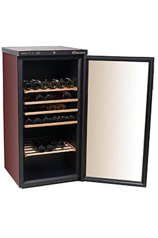 cave de vieillissement wincave amphora pvr lie de vin 1561189 darty. Black Bedroom Furniture Sets. Home Design Ideas