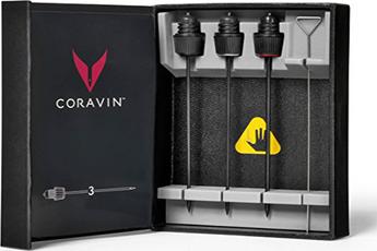Accessoire cave à vin Coravin KIT 3 AIGUILLES