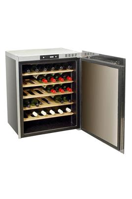 cave a vin encastrable hotpoint wz36 ha inox 2701081. Black Bedroom Furniture Sets. Home Design Ideas