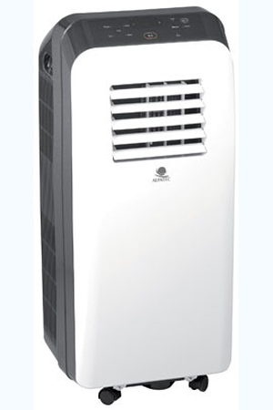 climatiseur mobile alpatec ac24 darty. Black Bedroom Furniture Sets. Home Design Ideas