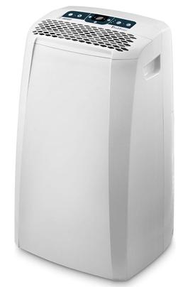 Climatiseur - Delonghi - Pac Cn92 Blanc Silent Mobile 2500w 3 Vitesses 62db