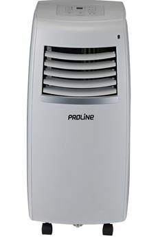 Climatiseur mobile PAC7K Proline