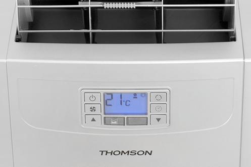 climatiseur mobile thomson cli 123e 3578089. Black Bedroom Furniture Sets. Home Design Ideas