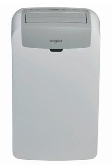 Mobile Climatisation 12000 BTU EEK A Télécommande timer à 25 mètres carrés seulement 65 DB NEDIS