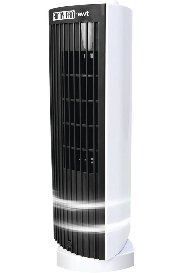 ventilateur ewt funny fan black funny fan 4141083 darty. Black Bedroom Furniture Sets. Home Design Ideas