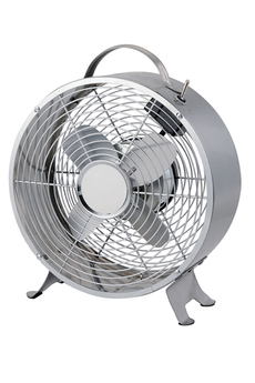 Ventilateur HVL20 FUNNY CHROME Harper