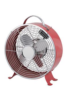 Ventilateur HVL20 FUNNY ROUGE Harper