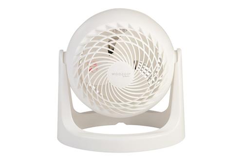OHYAMA Ventilateur de table puissant blanc 531413