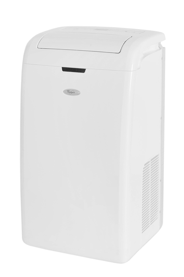 Climatiseur mobile whirlpool amd 084 blanc 3387003 darty for Climatiseur mobile silencieux darty