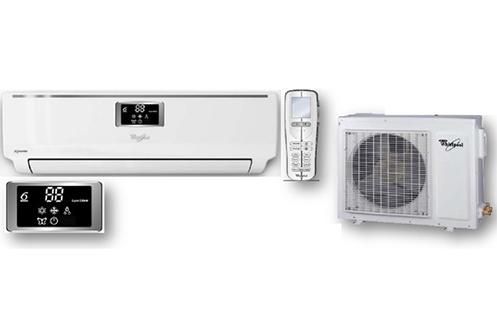 Monosplit réversible - Ensemble intérieur et extérieur Climatiseur prêt à installer Puissance frigorifique 2600 Watts Classe A ++ Puissance calorifique 2800 Watts Classe A +
