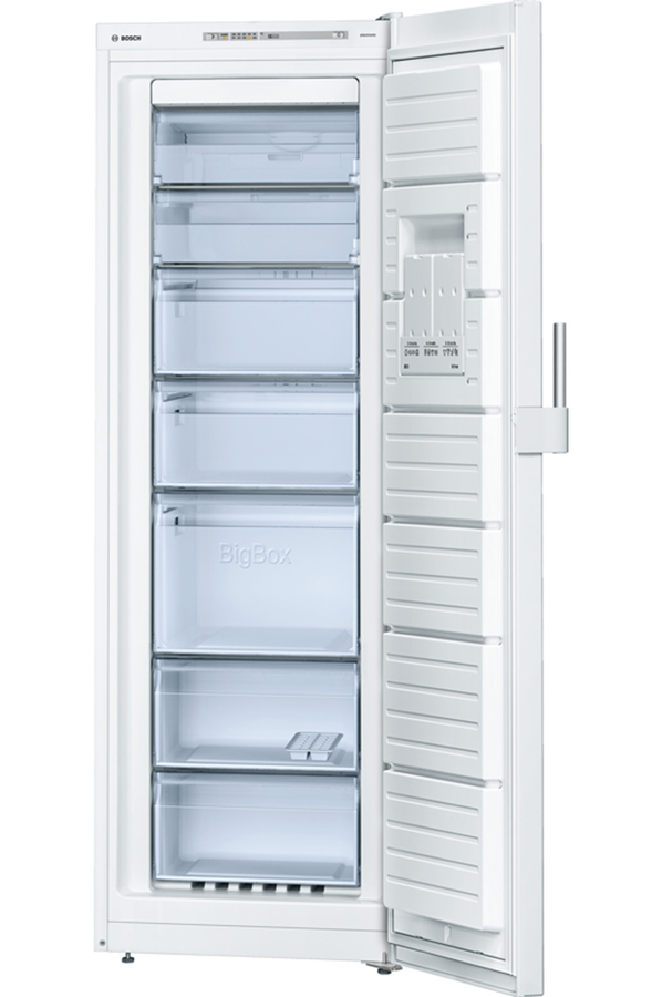 Cong lateur armoire bosch gsn33cw32 4119894 darty - Congelateur armoire darty ...