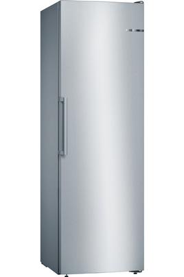 Volume 242 L - Dimensions HxLxP : 186x60x65 cm - A++ Froid ventilé - 4 tiroirs dont 2 Big Box Contrôle électronique avec affichage Eclairge LED - Fresh Sense