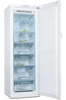 cong lateur armoire electrolux euf 27391 w5 blanc 3267814. Black Bedroom Furniture Sets. Home Design Ideas