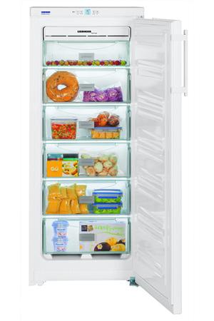 Cong lateur armoire liebherr gnp120 darty - Congelateur armoire liebherr froid ventile ...