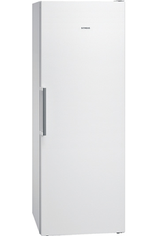 Congélateur armoire Siemens GS58NAWEV