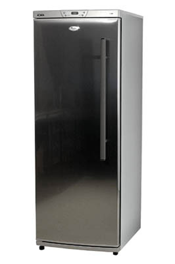 Cong lateur armoire whirlpool afg 7060 ix inox 1860151 darty - Congelateur armoire darty ...