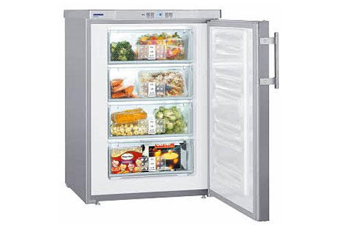 Capacité de 104 litres - Hauteur : 85.1 cm Froid statique - Classe A++ 4 tiroirs Super-congélation
