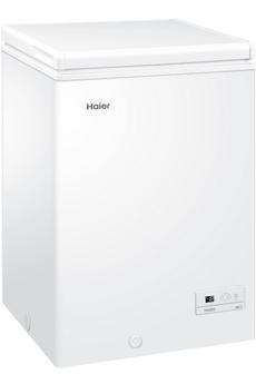 Congélateur coffre Haier HCE103F