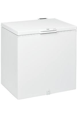 Capacité nette de 204 litres Contrôle électronique - Classe A+ Touche de congélation rapide Technologie FrostOut