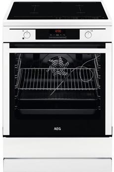Cuisinière induction Aeg CIB6679APW