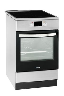 Cuisinière induction Amica ACI315X INOX