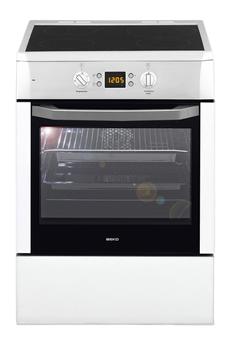 Cuisinière induction CSE69301GW Beko