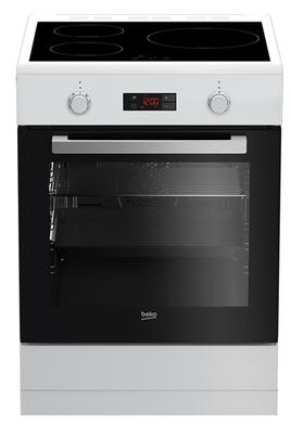 Cuisinière induction Beko FZR68300GWPS