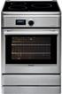 Cuisinière induction BCI6651X INOX Brandt