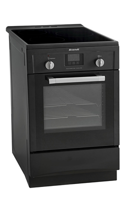cuisini re induction brandt ki1250a noir 3583635. Black Bedroom Furniture Sets. Home Design Ideas