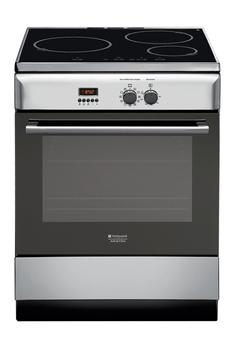 Cuisinière induction HC63ILMC6A(X) FR INOX Hotpoint