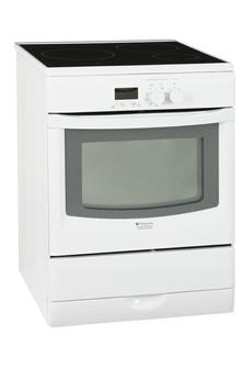 Cuisinière induction HC63ILMPA1 (W) FR Hotpoint