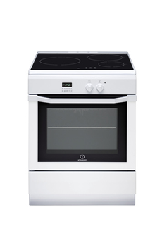 Cuisinière induction IC63I6C6A(W)FR Indesit