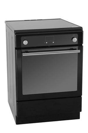 cuisini re induction scholtes ci96ik noir darty. Black Bedroom Furniture Sets. Home Design Ideas