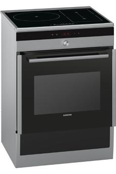 Cuisinière induction HA857580F Siemens