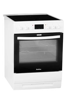 Cuisinière vitrocéramique Amica ACV314B