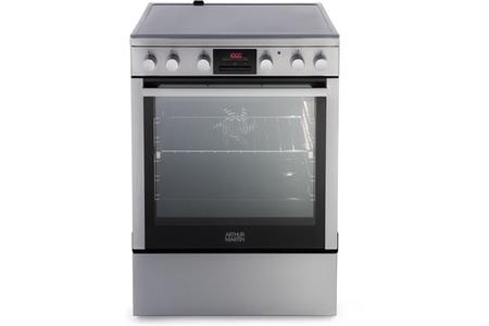 Cuisinière Vitrocéramique Arthur Martin AKCEX Darty - Cuisiniere vitroceramique pyrolyse chaleur tournante pour idees de deco de cuisine