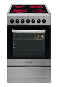 Cuisinière vitrocéramique KV1540X Brandt