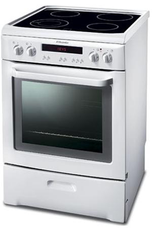 cuisini re vitroc ramique electrolux ekc607702w darty. Black Bedroom Furniture Sets. Home Design Ideas