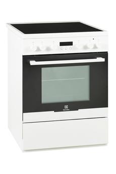 Cuisinière vitrocéramique EKC66700OW Electrolux