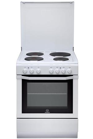 Tout Le Choix Darty En Cuisinières De Marque Indesit Darty - Cuisiniere 4 feux gaz four electrique catalyse pour idees de deco de cuisine